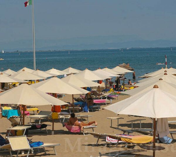 Beaches a Lignano