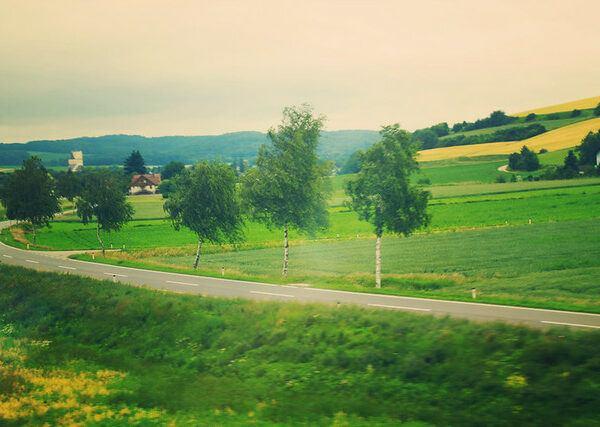 Driving by to St.Pölten