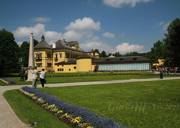 Salzburg Revisited: Hellbrunn Palace/Museum