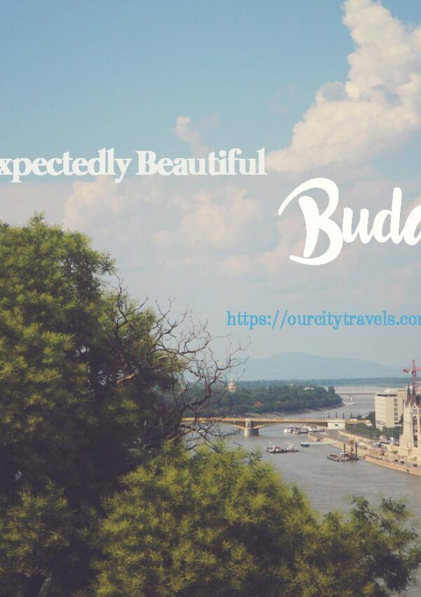 Unexpectedly Beautiful Budapest
