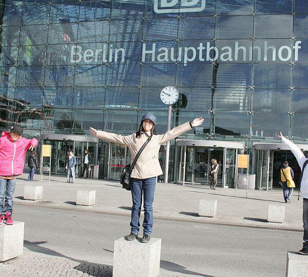 Hello Cities! Hello World!