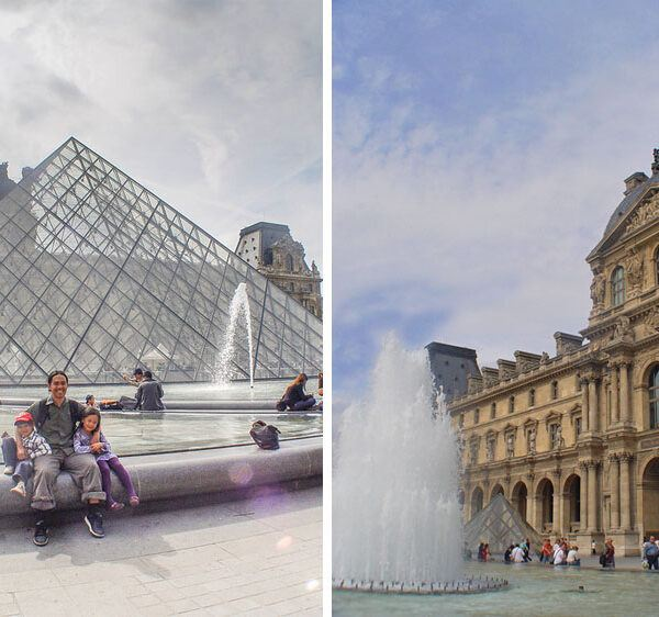 Paris – Louvre Museum with Kids