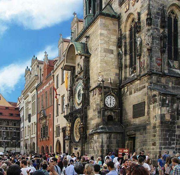 Prague's Orloj (Astronomical Clock)